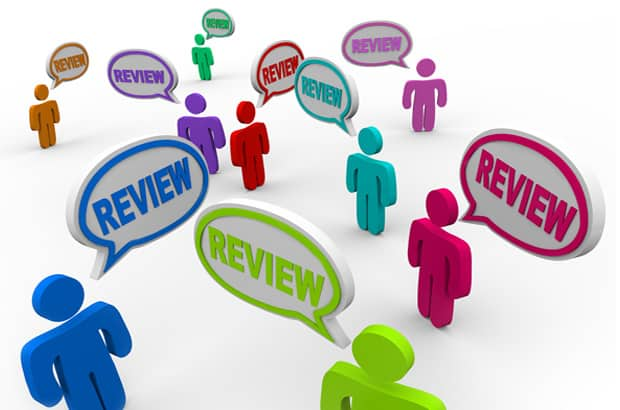 Online review system