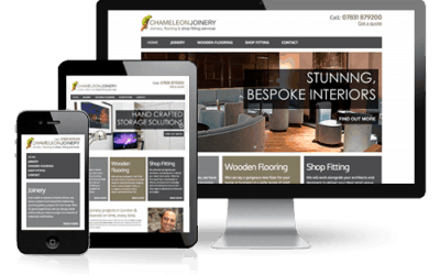 Mobile Responsive Web Design for Businesses in Surrey