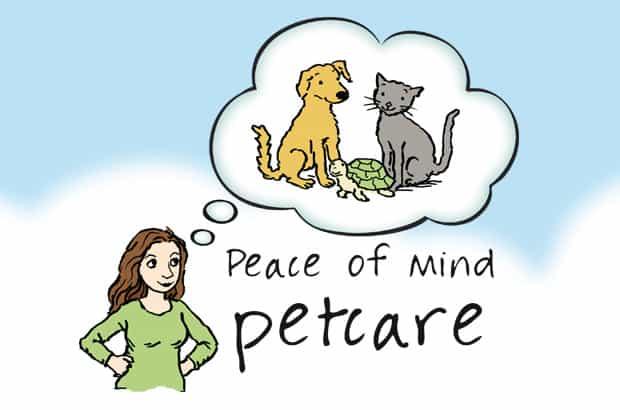 Peace of Mind Petcare