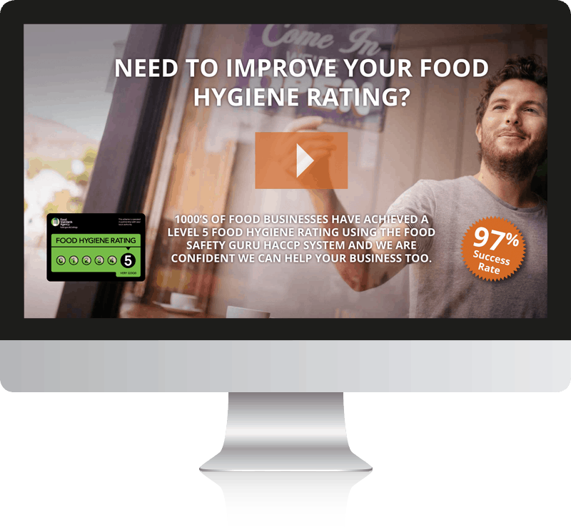Food Safety Guru Web Design