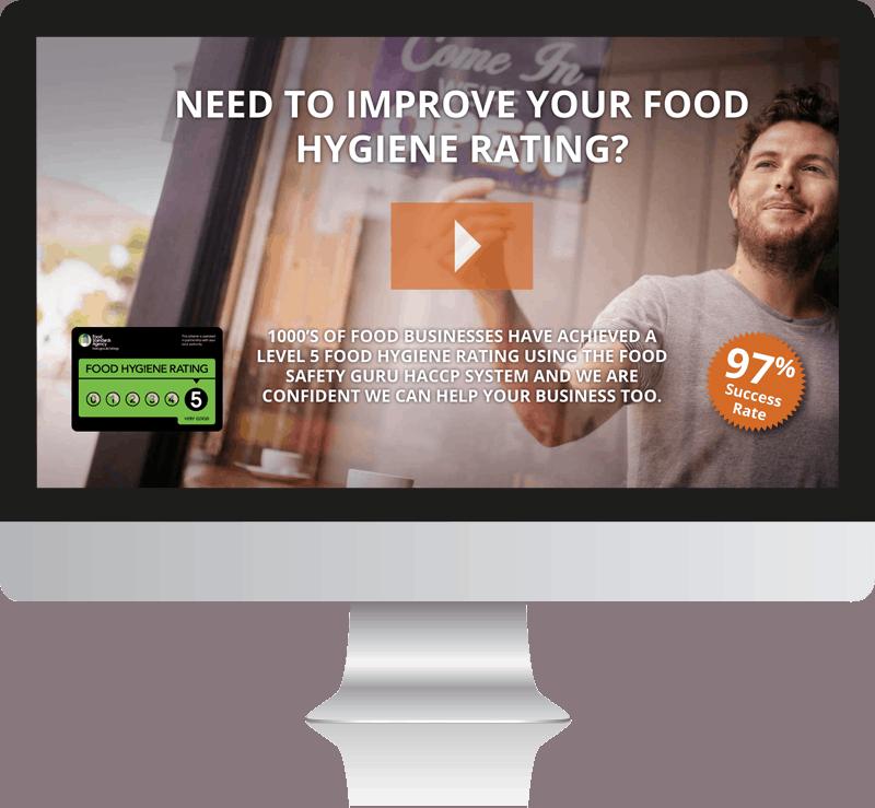 Food Safety Guru Web Design