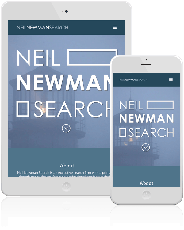 Neil Newman Search Responsive Web Design