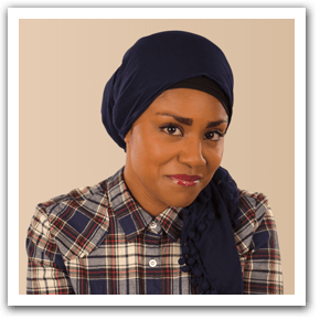 Nadiya Hussain - Winner of The Great British Bake Off 2015