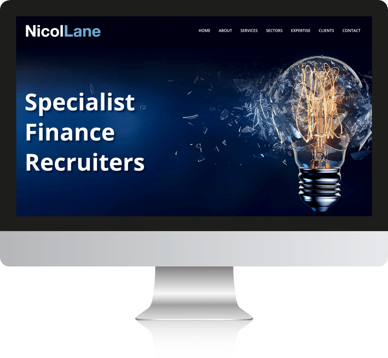 Nicollane Website Design
