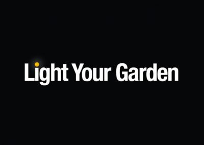 Light Your Garden