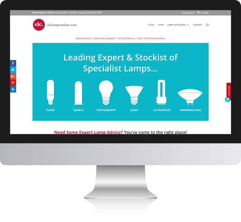 WooCommerce WordPress Web Design Sutton