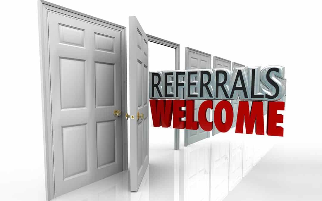 Getting more referrals for your business