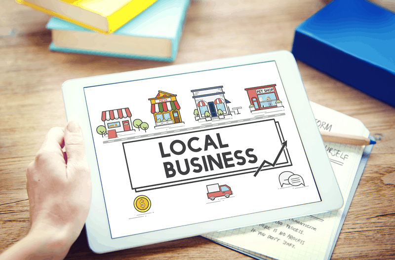 Attract more customers with local area landing pages