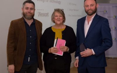 Winners of Best Technology & Design at the Epsom & Ewell Business Awards 2019