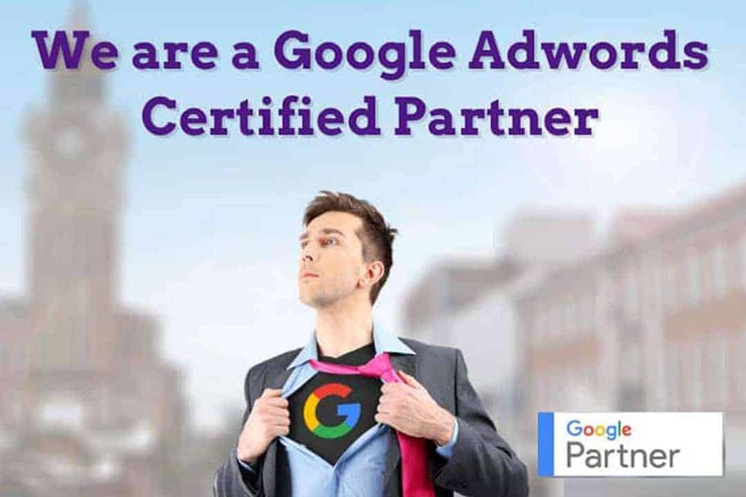 Google Adwords Partner for Guildford