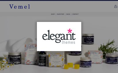 Featured in the Elegant Themes DIVI Showcase January 2020