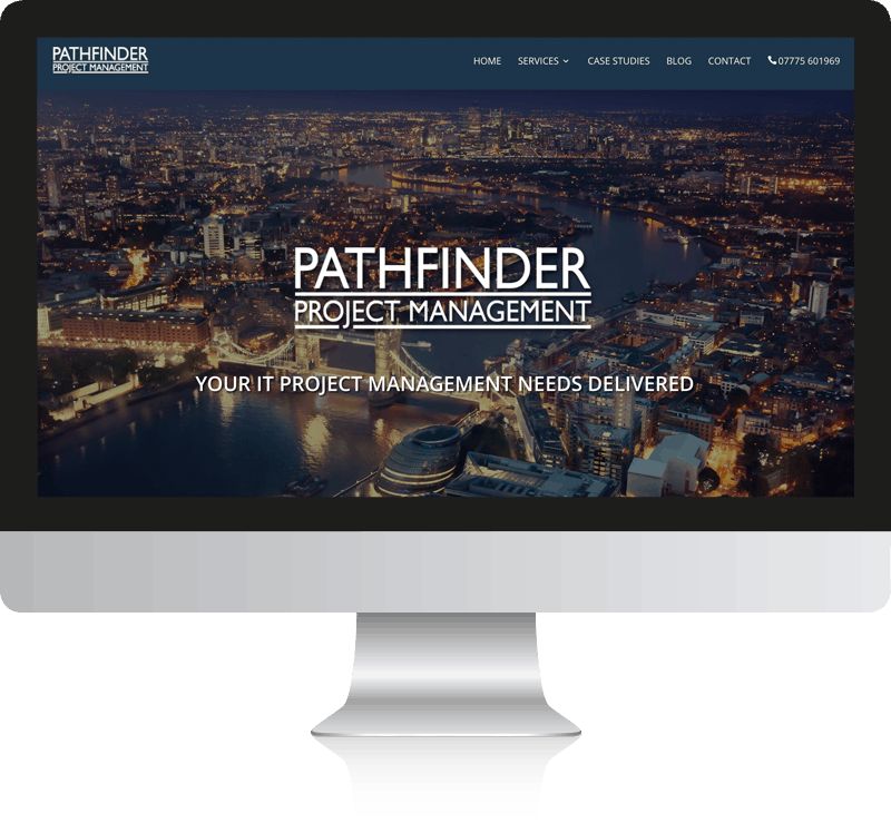Pathfinder PM Web Design