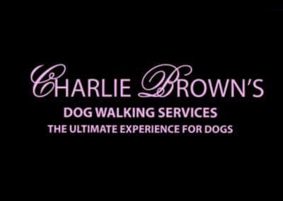 Charlie Brown's Dog Walking Service