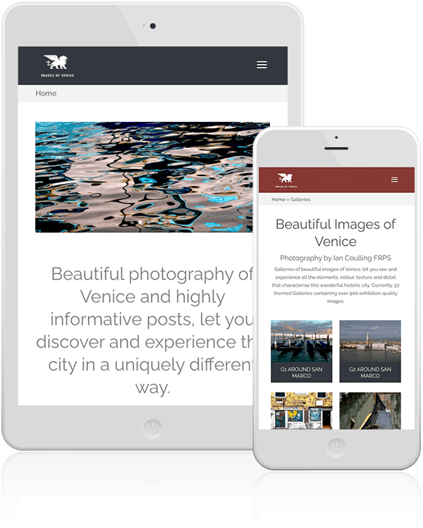 Images of Venice Mobile Design