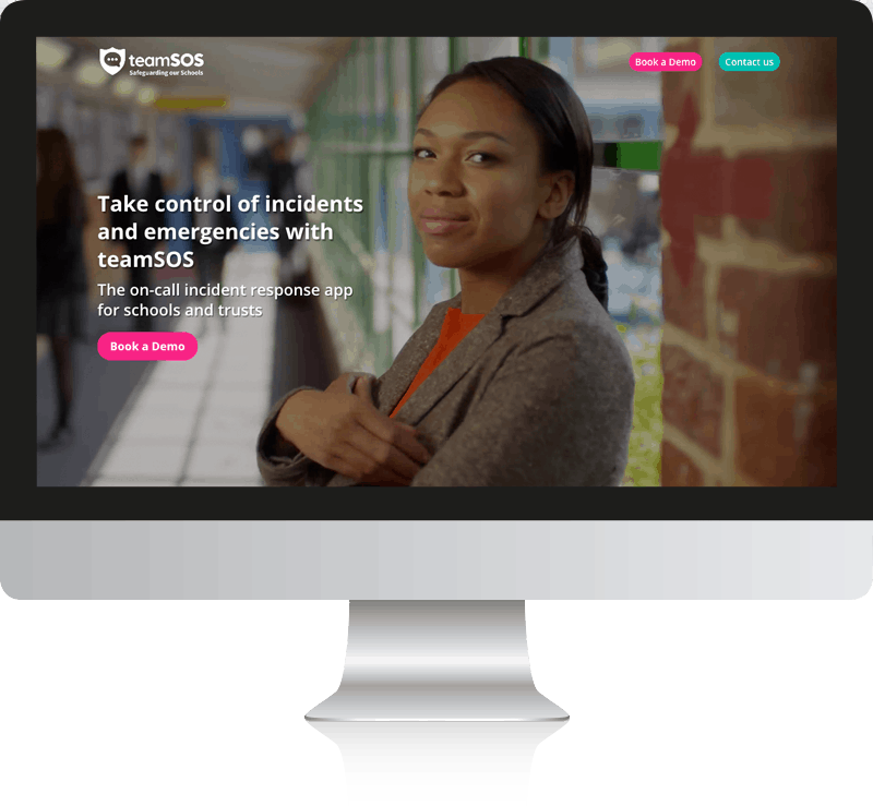 Team SOS WordPress Web Design